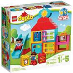 Конструктор LEGO 10616 My First Playhouse