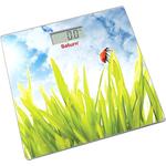 Весы напольные SATURN ST-PS0282 Зеленая трава