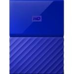 Внешний жесткий диск 1Tb WD Original WDBBEX0010BBL-EEUE My Passport