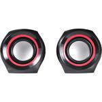 Колонки Oklick OK-206 Black/Red
