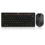Клавиатура+Mышь A4Tech 6200N Black