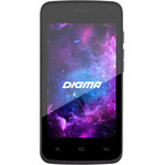 Смартфон Digma Linx A400 3G Graphite