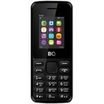 Мобильный телефон BQ-Mobile Step Black [BQM-1830]
