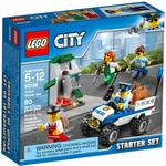 Конструктор LEGO Набор для начинающих Полиция 60136