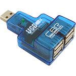 USB-концентратор CBR CH-125