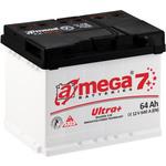 Автомобильный аккумулятор A-mega Ultra Plus 64 R 64 А/ч