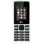 Мобильный телефон BQ-Mobile Step White [BQM-1830]