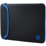 Чехол для ноутбука HP Chroma Sleeve Black/Blue 11.6