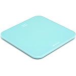 Напольные весы электронные Kitfort KT-802-1 бирюзовый