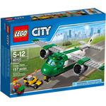 Конструктор LEGO City 60101 Грузовой самолёт