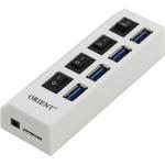 Хаб USB Orient BC-307