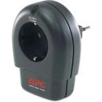 Сетевой фильтр APC P1-RS (1 розетка) серый