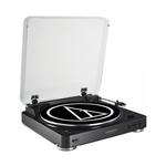 Виниловый проигрыватель Audio-Technica AT-LP60BT Black
