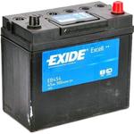 Автомобильный аккумулятор Exide Excell EB454 (45 А/ч)