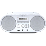 Аудиомагнитола Sony ZS-PS50 White