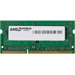 Оперативная память AMD 4GB DDR3 SO-DIMM PC3-12800 [R534G1601S1S-UGO]