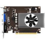 NVIDIA GeForce Palit GT730 (NE5T730013G6-2082F) 4GB DDR5 (64bit, Fansink, 902/5000MHz) VGA DVI miniHDMI RTL