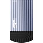 USB Flash Silicon-Power Jewel J20 32GB (синий) [SP032GBUF3J20V1B]