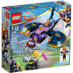 Конструктор LEGO 41230 Бэтгёрл: погоня на реактивном самолёте