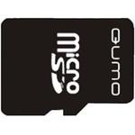 Карта памяти 16GB MicroSD QUMO QM16GCR-MSD10-FD-BLK