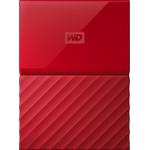 Внешний жесткий диск 1Tb WD Original WDBBEX0010BRD-EEUE My Passport