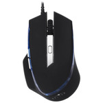 Игровая мышь Oklick 715G Gaming Optical Mouse Black/Blue (754785)