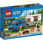Конструктор LEGO 60117 Van & Caravan