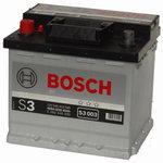 Автомобильный аккумулятор Bosch 0092S30030 (45 А/ч)