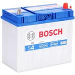 Автомобильный аккумулятор Bosch 0092S40200 (45 А/ч)