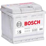 Автомобильный аккумулятор Bosch 0092S50020 (54 А/ч)