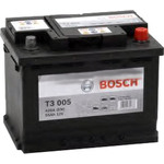 Автомобильный аккумулятор Bosch 0092T30050 (55 А/ч)