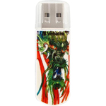 8GB USB Drive Verbatim Store n Go Mini Tattoo Dragon 49884 белый/узор