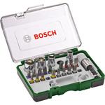 Набор торцевых головок и бит Bosch Promoline 2607017160 27 предметов