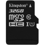 Карта памяти Kingston microSDHC UHS-I (Class 10) 32GB [SDC10G2/32GBSP]