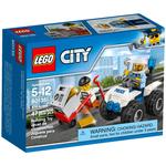 Конструктор LEGO Полицейский квадроцикл 60135