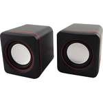 Колонки Oklick OK-301 Black/Red