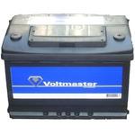 Автомобильный аккумулятор VoltMaster 12V R (62 А/ч)