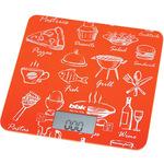 Кухонные весы BBK KS108G оранжевый