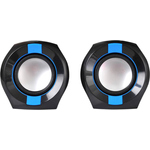 Колонки Oklick OK-203 Black/Blue
