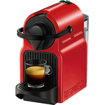 Капсульная кофеварка Krups Nespresso Inissia XN100510 (красный)