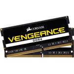 Оперативная память Corsair Vengeance 2x16GB DDR4 SO-DIMM PC4-21300 [CMSX32GX4M2A2666C18]