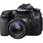 Фотоаппарат Canon EOS 70D Black + 18-135mm
