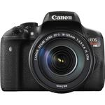 Фотоаппарат Canon EOS 750D + EF-S 18-135 IS STM KIT