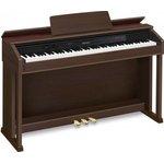 Цифровое фортепиано Casio CELVIANO AP-460ВN коричневый