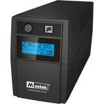Источник бесперебойного питания Mustek PowerMust 636 LCD (650VA), Line Int., IEC (98-LIC-C0636)