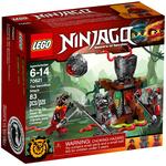Конструктор LEGO Атака Алой армии 70621