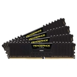 Оперативная память Corsair Vengeance LPX 4x16GB DDR4 PC4-24000 [CMK64GX4M4C3000C15]