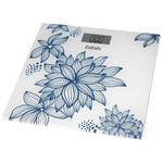 Весы напольные BBK BCS3000G белый/голубой