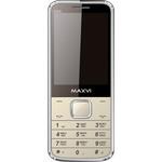 Мобильный телефон Maxvi X850 Gold