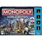 Игра детская настольная «Всемирная Монополия» B2348